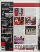 2011 Laingsburg High School Yearbook Page 44 & 45