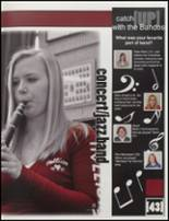 2011 Laingsburg High School Yearbook Page 46 & 47