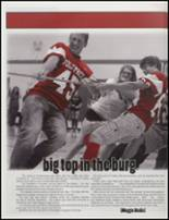 2011 Laingsburg High School Yearbook Page 66 & 67