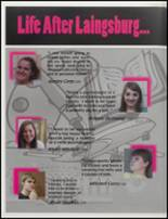 2011 Laingsburg High School Yearbook Page 78 & 79