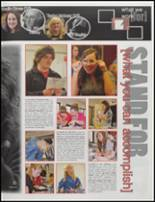 2011 Laingsburg High School Yearbook Page 86 & 87