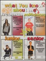 2011 Laingsburg High School Yearbook Page 94 & 95