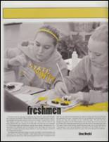 2011 Laingsburg High School Yearbook Page 100 & 101