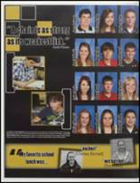 2011 Laingsburg High School Yearbook Page 110 & 111