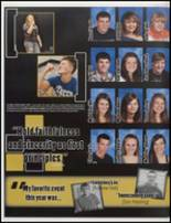2011 Laingsburg High School Yearbook Page 112 & 113