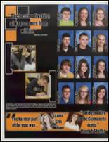 2011 Laingsburg High School Yearbook Page 120 & 121