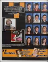 2011 Laingsburg High School Yearbook Page 122 & 123