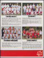 2011 Laingsburg High School Yearbook Page 154 & 155