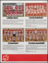 2011 Laingsburg High School Yearbook Page 156 & 157