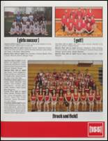 2011 Laingsburg High School Yearbook Page 158 & 159