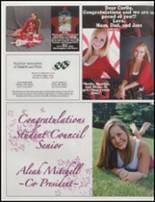 2011 Laingsburg High School Yearbook Page 168 & 169