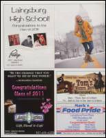 2011 Laingsburg High School Yearbook Page 176 & 177