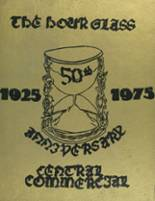 1975 Yearbook Central Commercial High School