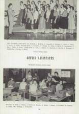 1956 Towle High School Yearbook Page 30 & 31