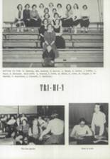 1956 Towle High School Yearbook Page 34 & 35