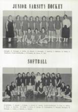 1956 Towle High School Yearbook Page 52 & 53