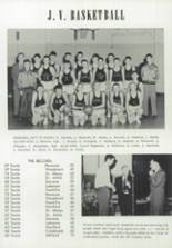 1956 Towle High School Yearbook Page 56 & 57