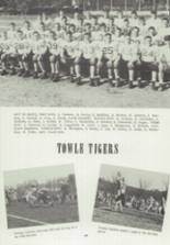 1956 Towle High School Yearbook Page 60 & 61