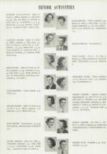 1956 Towle High School Yearbook Page 78 & 79