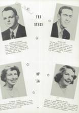 1956 Towle High School Yearbook Page 84 & 85
