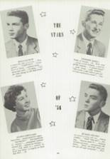 1956 Towle High School Yearbook Page 86 & 87