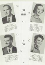 1956 Towle High School Yearbook Page 90 & 91