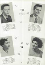 1956 Towle High School Yearbook Page 92 & 93