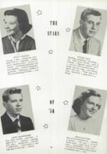 1956 Towle High School Yearbook Page 94 & 95