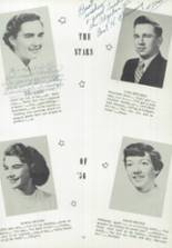 1956 Towle High School Yearbook Page 96 & 97