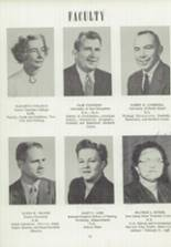 1956 Towle High School Yearbook Page 98 & 99
