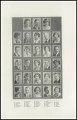 1922 San Jose High School Yearbook Page 58 & 59