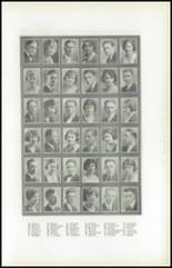 1922 San Jose High School Yearbook Page 74 & 75