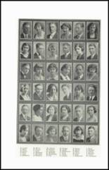 1922 San Jose High School Yearbook Page 88 & 89