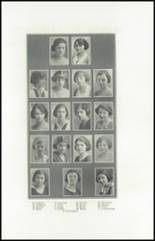 1922 San Jose High School Yearbook Page 90 & 91