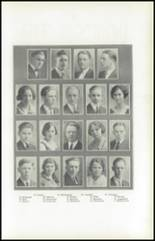 1922 San Jose High School Yearbook Page 98 & 99