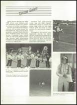 1986 Triton Central High School Yearbook Page 12 & 13