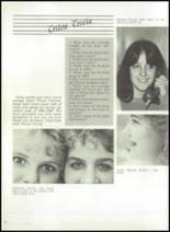 1986 Triton Central High School Yearbook Page 16 & 17