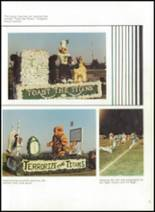 1986 Triton Central High School Yearbook Page 18 & 19