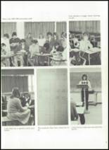 1986 Triton Central High School Yearbook Page 22 & 23