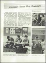 1986 Triton Central High School Yearbook Page 24 & 25