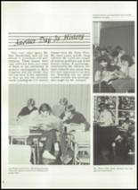 1986 Triton Central High School Yearbook Page 30 & 31