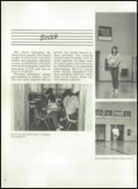1986 Triton Central High School Yearbook Page 38 & 39