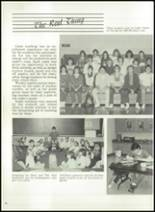 1986 Triton Central High School Yearbook Page 40 & 41