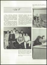 1986 Triton Central High School Yearbook Page 42 & 43