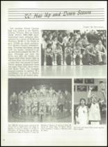 1986 Triton Central High School Yearbook Page 54 & 55