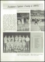 1986 Triton Central High School Yearbook Page 56 & 57