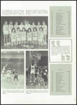 1986 Triton Central High School Yearbook Page 58 & 59