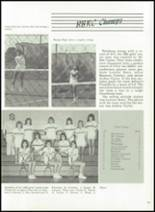 1986 Triton Central High School Yearbook Page 66 & 67