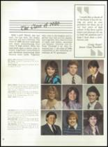 1986 Triton Central High School Yearbook Page 72 & 73
