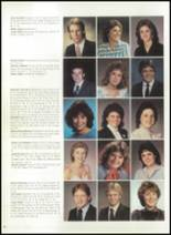 1986 Triton Central High School Yearbook Page 74 & 75